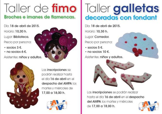 Cartel feria abril