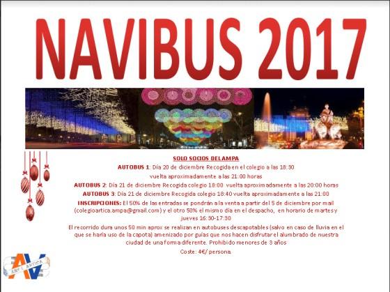 Cartel Navibus 2017