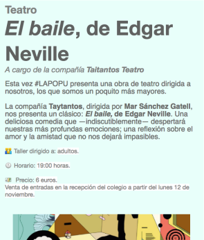 El baile, de Edgar Neville